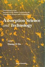 ADSORPTION SCIENCE AND TECHNOLOGY, 2ND PACIFIC BASIN CONFERENCE