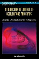 INTRODUCTION TO CONTROL OF OSCILLATIONS AND CHAOS (World Scientific Series on Nonlinear Science, Series A)