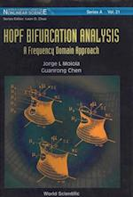 HOPF BIFURCATION ANALYSIS (World Scientific Series on Nonlinear Science, Series A)