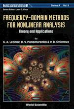 FREQUENCY-DOMAIN METHODS FOR NONLINEAR ANALYSIS (World Scientific Series on Nonlinear Science, Series A)