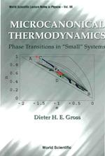 MICROCANONICAL THERMODYNAMICS (WORLD SCIENTIFIC LECTURE NOTES IN PHYSICS)