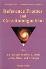 REFERENCE FRAMES AND GRAVITOMAGNETISM, PROCS OF THE XXIII SPANISH RELAVITIVITY MEETING