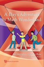 DAY'S ADVENTURE IN MATH WONDERLAND, A