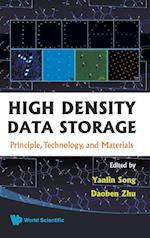 High Density Data Storage: Principle, Technology, And Materials