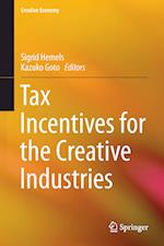 Tax Incentives for the Creative Industries (Creative Economy)
