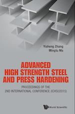 Advanced High Strength Steel and Press Hardening - Proceedings of the 2nd International Conference (ICHSU2015) af Yisheng Zhang