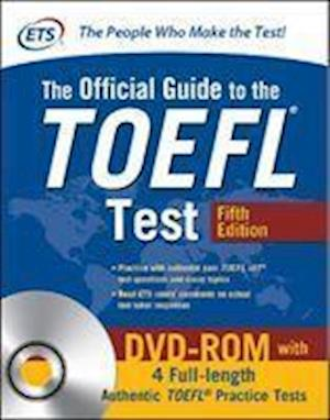 THE OFFICIAL GUIDE TO THE TOEFL TEST W/CD 5E