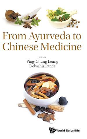 Bog, hardback From Ayurveda to Chinese Medicine af Ping-Chung Leung