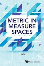 Metric in Measure Spaces af James J. Yeh