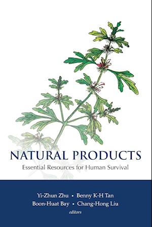 Bog, paperback Natural Products