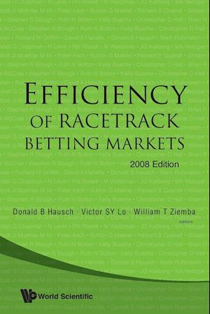 Bog, paperback Efficiency of Racetrack Betting Markets af William T. Ziemba