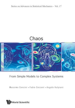 Bog, paperback Chaos af Angelo Vulpiani, Massimo Cencini, Fabio Cecconi