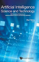 Artificial Intelligence Science and Technology