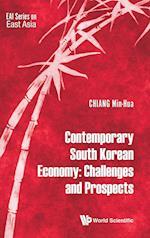 Contemporary South Korean Economy (Eai Series on East Asia)