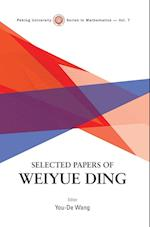 Selected Papers Of Weiyue Ding (Peking University Series in Mathematics, nr. 7)