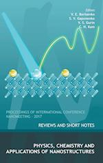 Physics, Chemistry and Application of Nanostructures: Reviews and Short Notes to Nanomeeting 2017