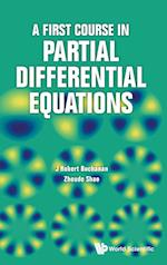 First Course In Partial Differential Equations, A