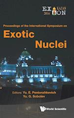 Exotic Nuclei: Exon-2016 - Proceedings Of The International Symposium