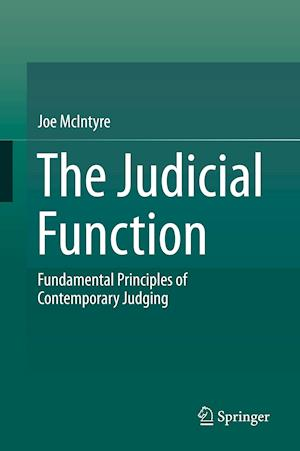 The Judicial Function