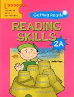 Ukendt format Reading Skills af Jodie Keys
