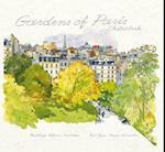 Gardens of Paris Sketchbook (Sketchbook S)