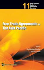 Free Trade Agreements in the Asia Pacific af Christopher Findlay