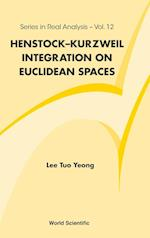 Henstock-kurzweil Integration On Euclidean Spaces (Series in Real Analysis, nr. 12)