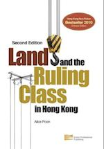 Land and the Ruling Class in Hong Kong (Second Edition) af Alice Poon