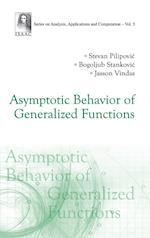 Asymptotic Behavior Of Generalized Functions af Stevan Pilipovic