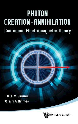 Photon Creation - Annihilation: Continuum Electromagnetic Theory