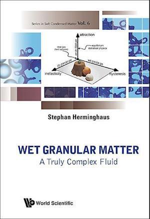 Wet Granular Matter: A Truly Complex Fluid