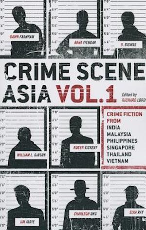 Crime Scene Asia, Volume 1