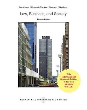 Law, Business and Society (Int'l Ed)