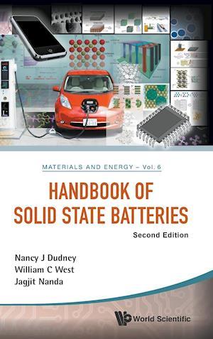 Handbook Of Solid State Batteries