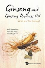 Ginseng and Ginseng Products 101 af Hwee Ling Koh