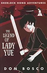 Sherlock Hong: The Legend of Lady Yue af Don Bosco