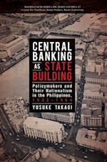 Central Banking as State Building