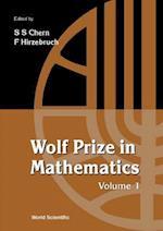 Wolf Prize in Mathematics, Volume 1