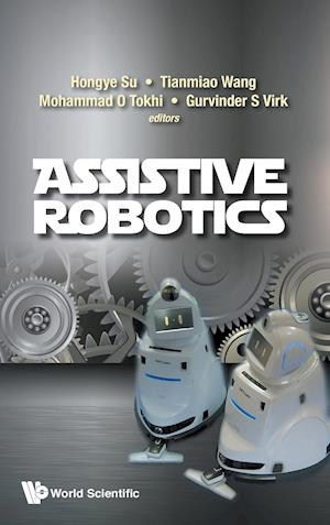 Assistive Robotics - Proceedings Of The 18th International Conference On Clawar 2015