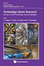 Technology Meets Research (Advanced Series On Directions In High Energy Physics, nr. 27)