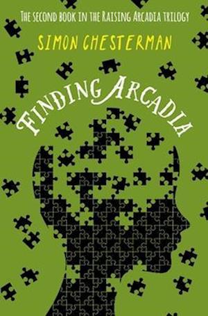 Bog, paperback Finding Arcadia af Simon Chesterman