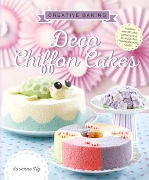 Bog, paperback Creative Baking: Deco Chiffon Cakes af Susanne Ng