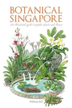 Bog, paperback Botanical Singapore af William Sim