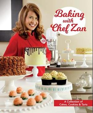 Bog, paperback Baking with Chef Zan