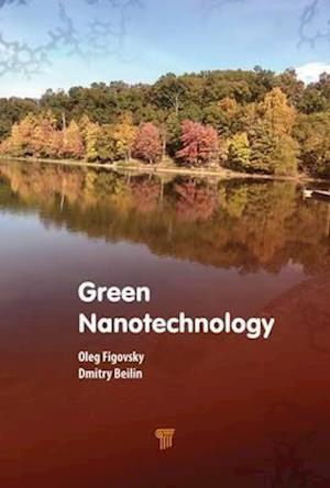 Bog, hardback Green Nanotechnology af Oleg Figovsky