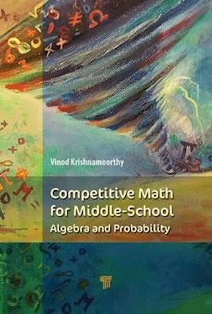 Bog, paperback Competitive Math for Middle School af Vinod Krishnamoorthy