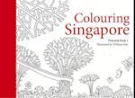 Colouring Singapore Postcard