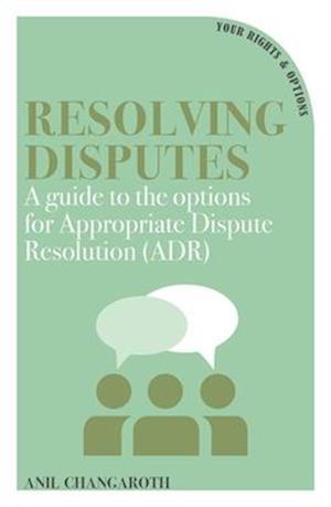 Resolving Disputes