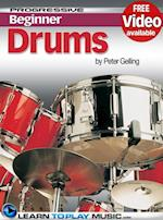 Drum Lessons for Beginners (Progressive Beginner)