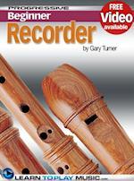 Recorder Lessons for Beginners (Progressive Beginner)
